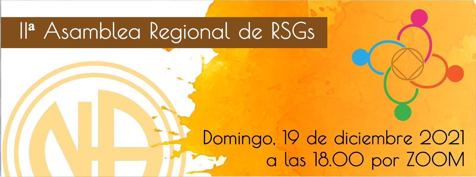 2ª Asamblea Regional de RSG´s